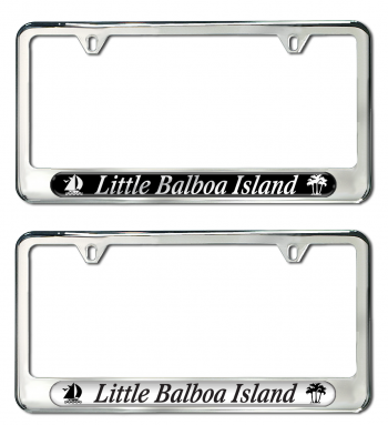 not just another license plate frame image